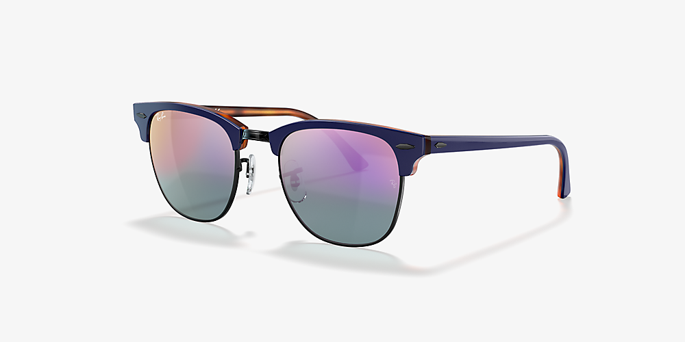 ray ban clubmaster color mix