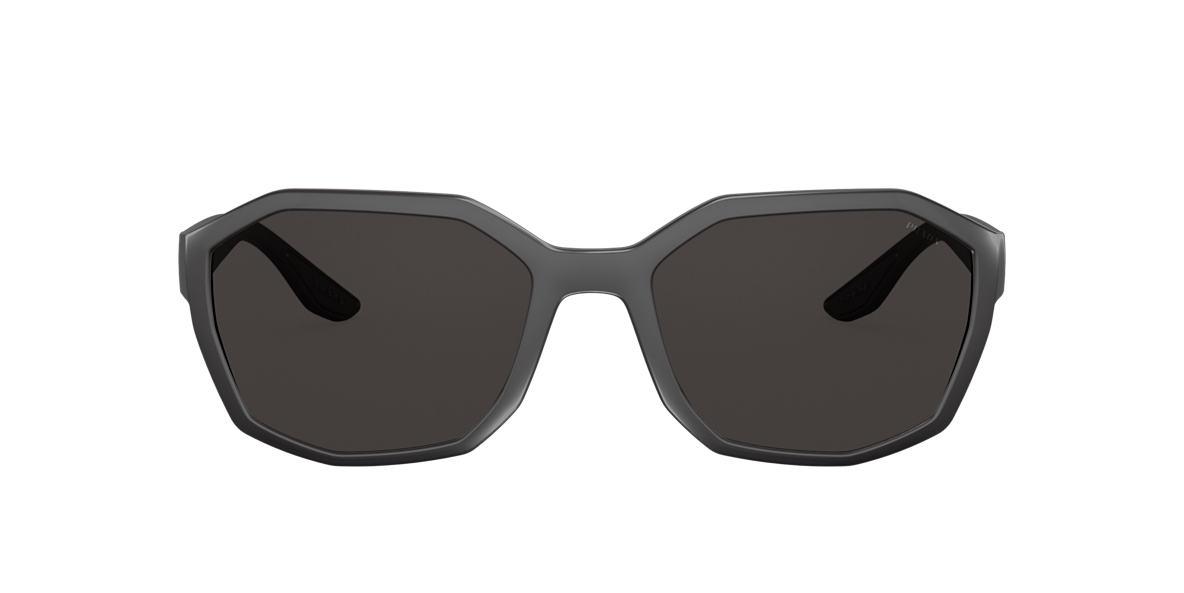 Matte Black PS 02VS Grey-Black