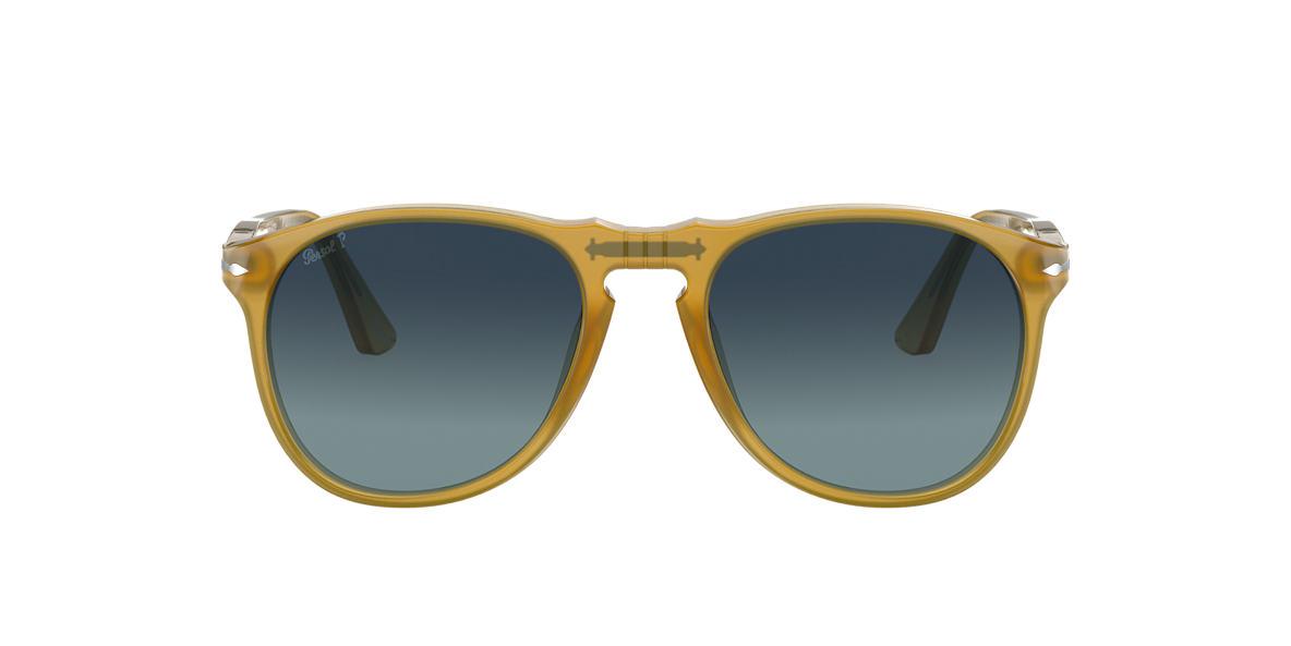 Yellow PO9649S Blue Gradient