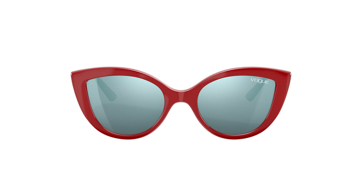 Red VJ2003 Blue Mirror