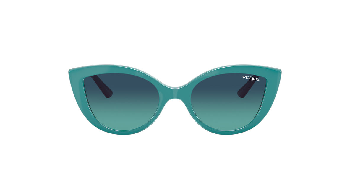 Green VJ2003 Blue Gradient