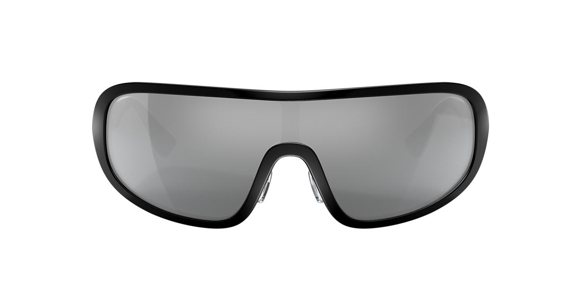 Black MU 06VS Silver