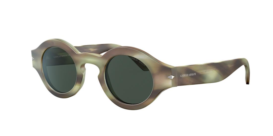Giorgio Armani Man  AR8126 -  Frame color: Green, Lens color: Green