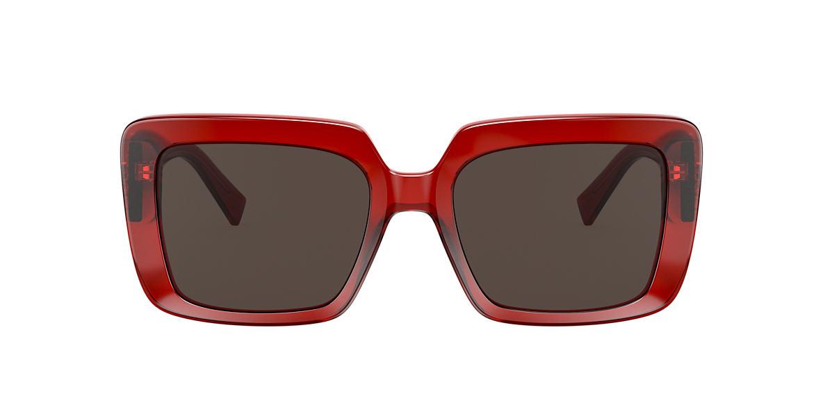 Red VE4384B Brown Gradient