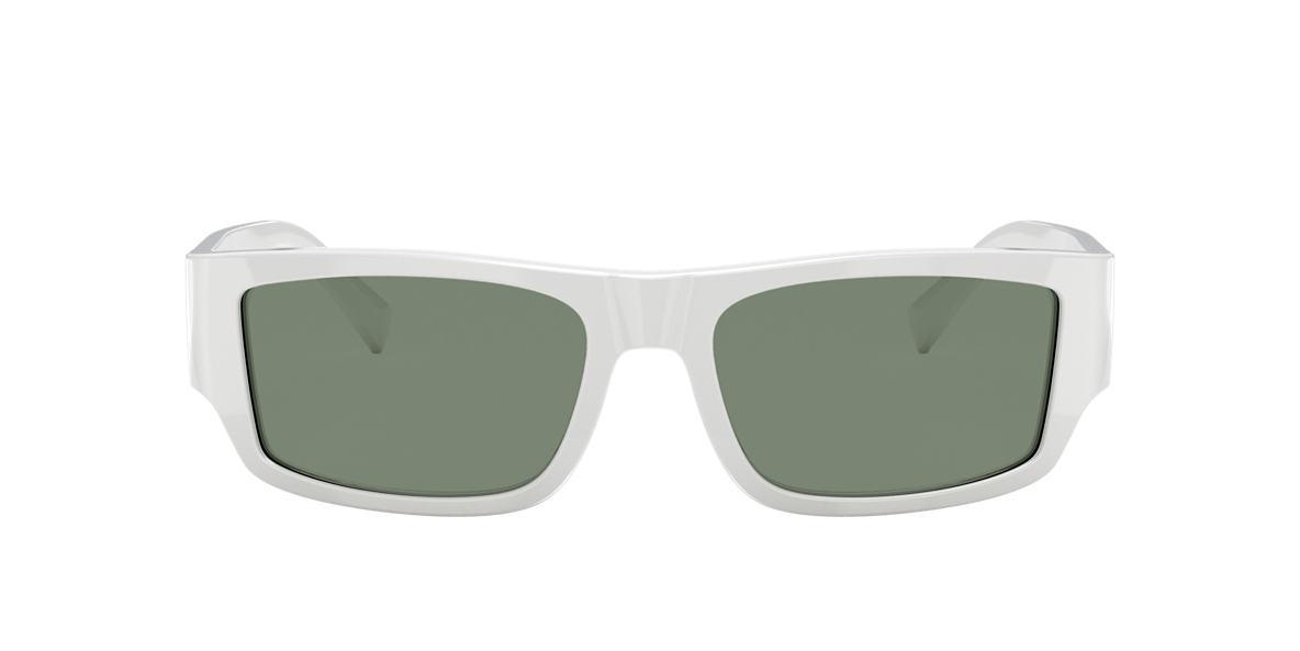 White VE4385 Green