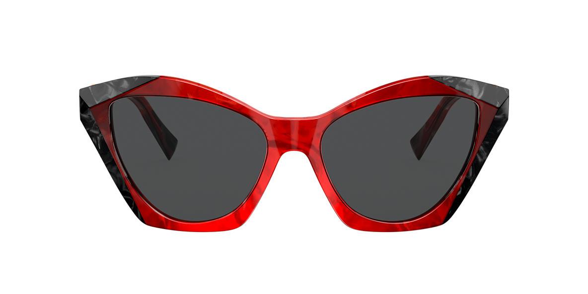 Red A05056 Ambrette Grey-Black