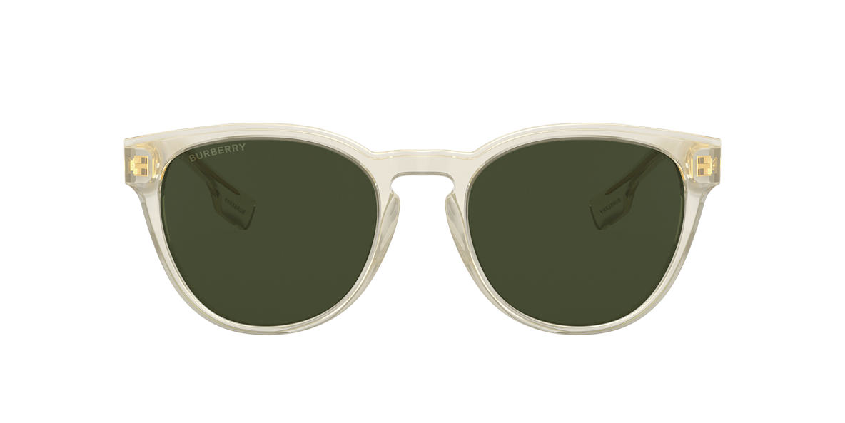 Transparent BE4310 Green