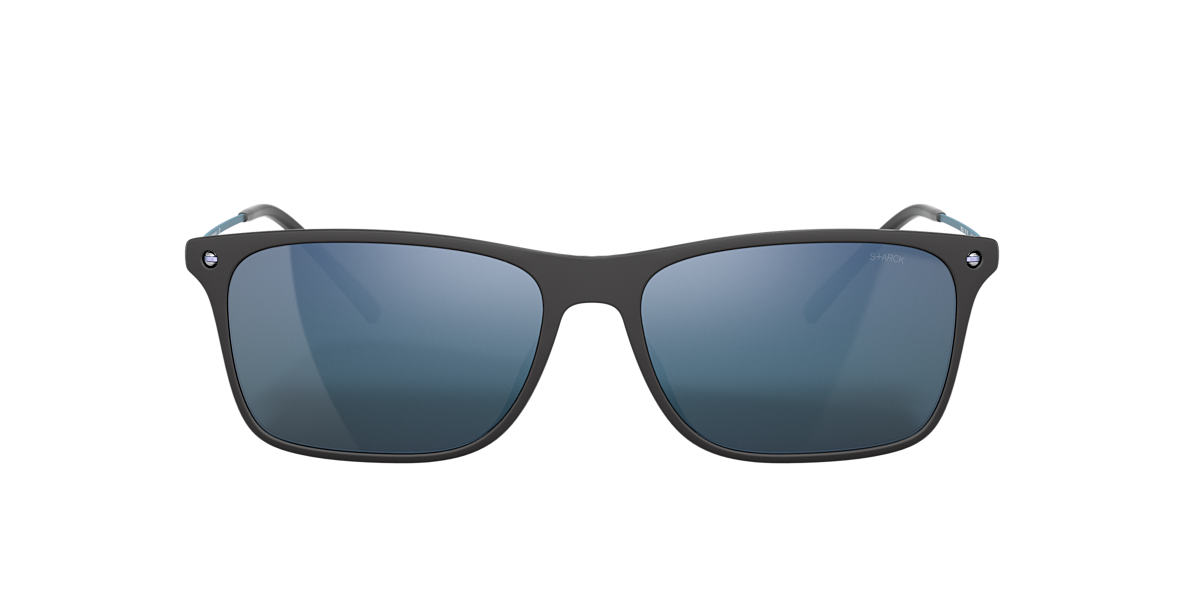Black SH5028 Blue Mirror