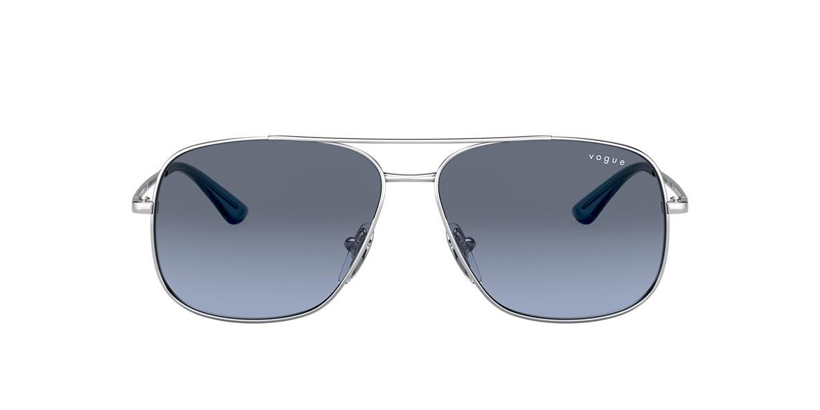 Silver VO4161S Blue
