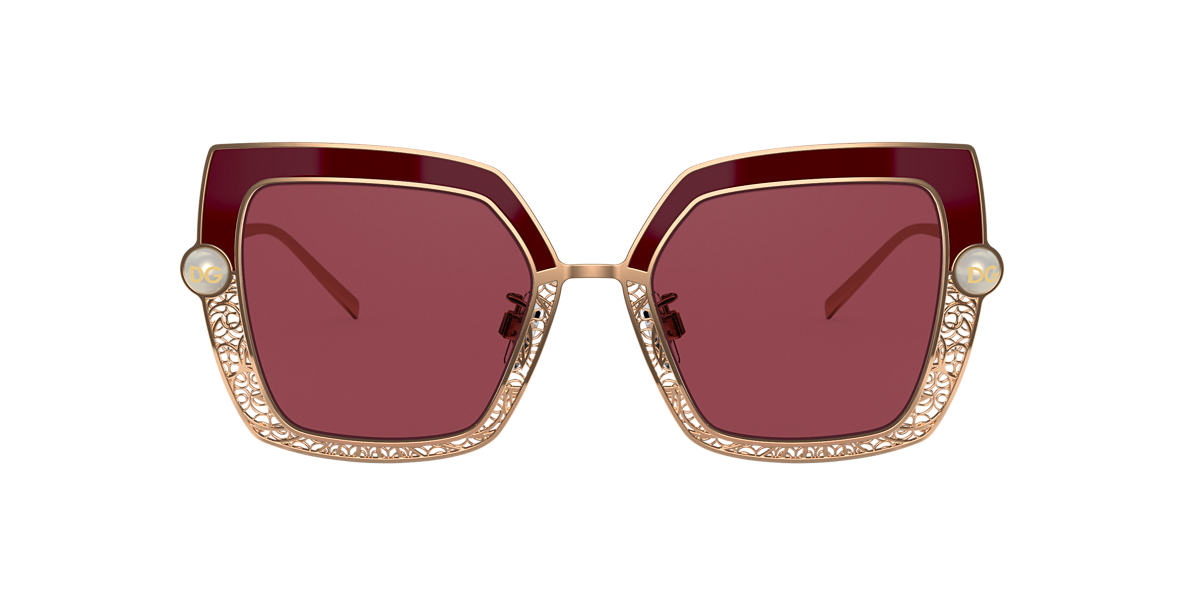 Pink Gold DG2251H Red