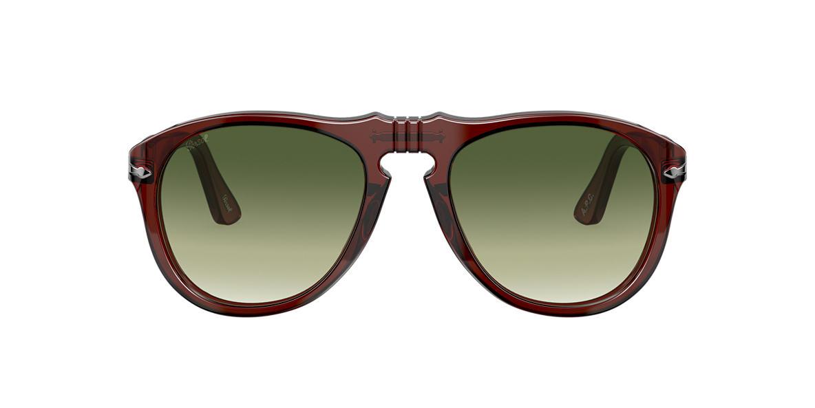 Brown PO0649 Persol x A.P.C. Green