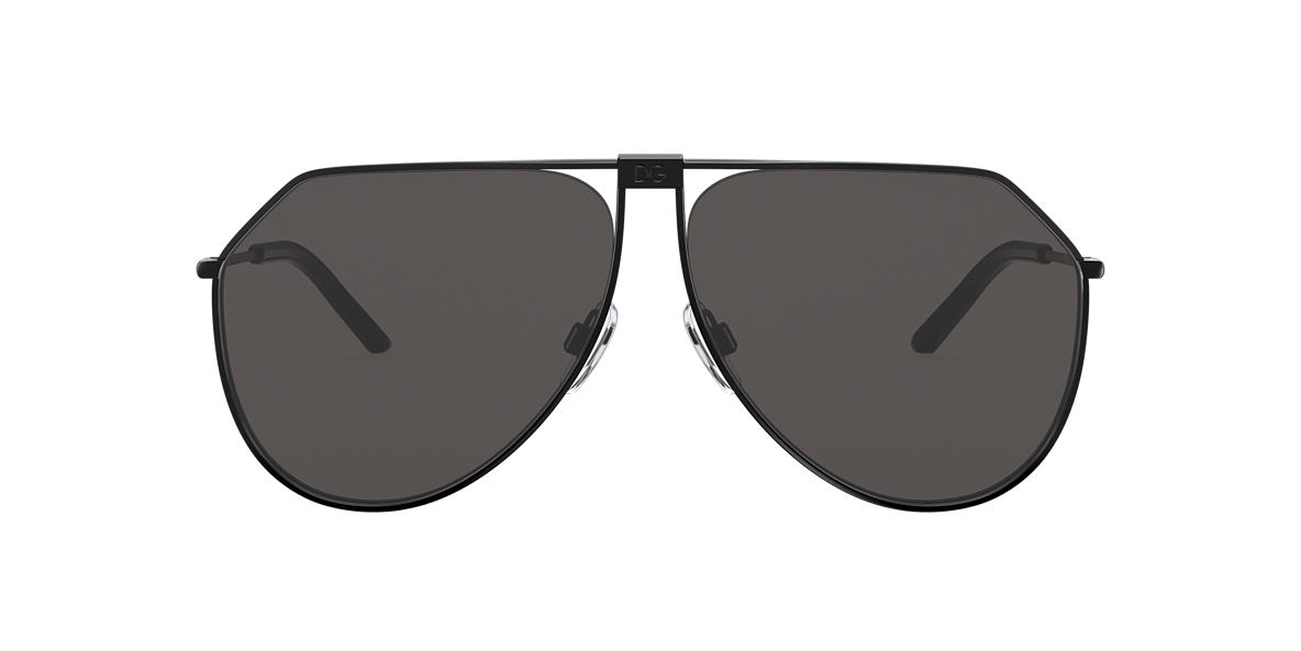 Matte Black DG2248 Grey-Black