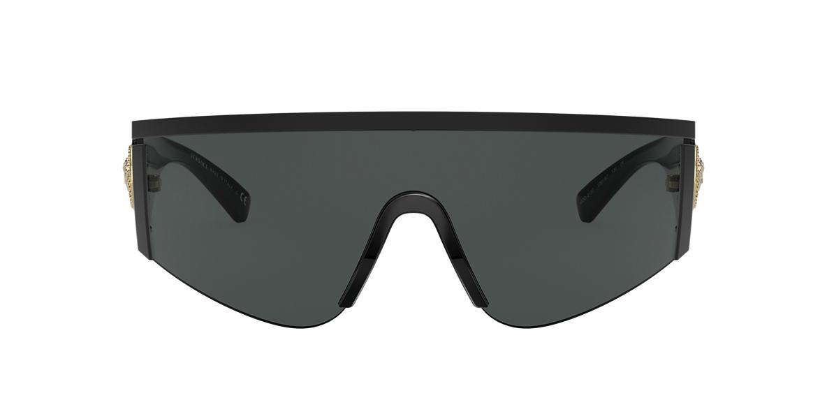 Matte Black VE2197 Grey-Black