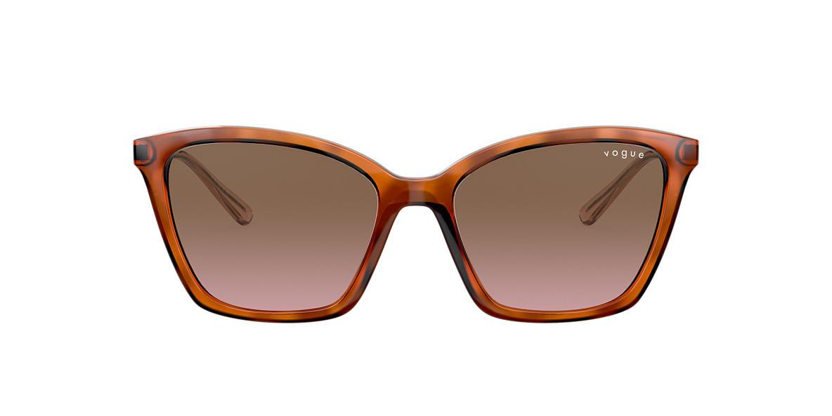Brown VO5333S Brown/Pink Gradient