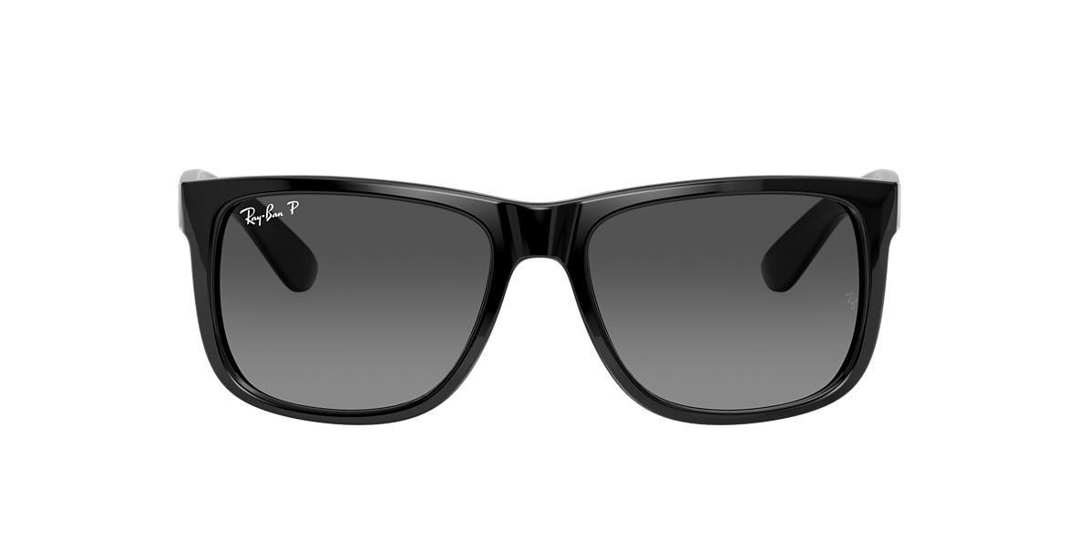Black RB4165 Justin Mickey A20 Grey-Black  55