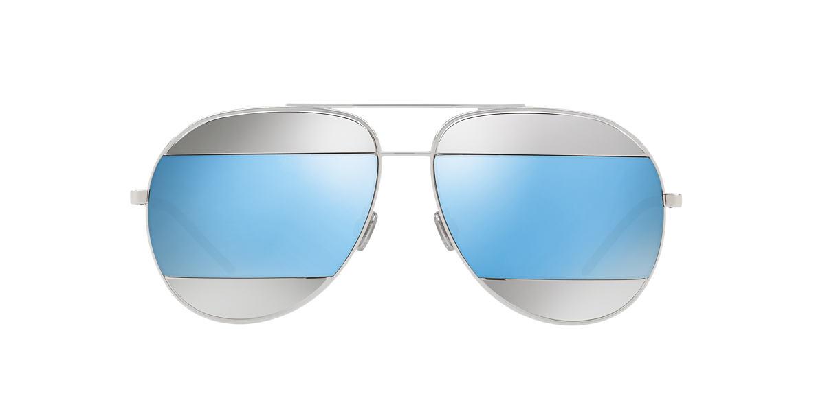 Silver DIORSPLIT1 Blue  59