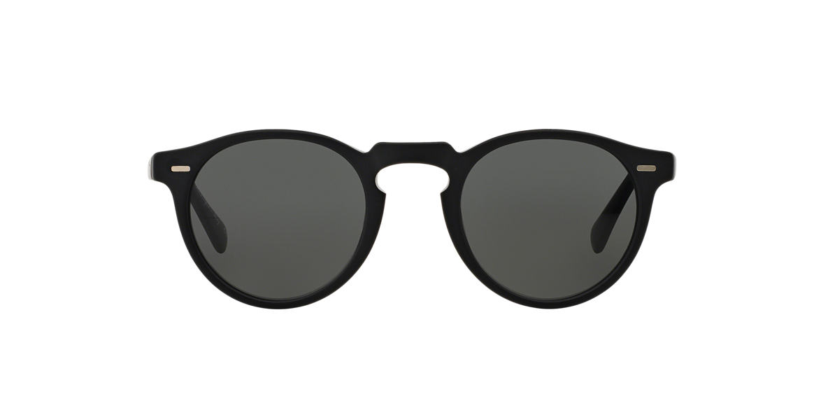 Black OV5217S Gregory Peck Sun Grey-Black  47