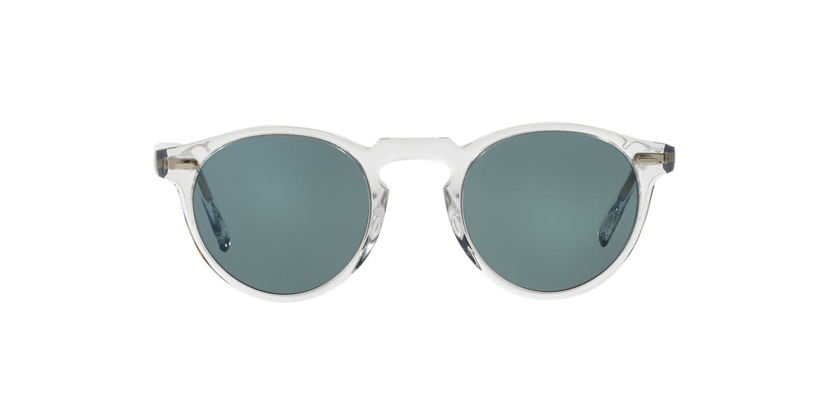 Transparent OV5217S GREGORY PECK SUN Blue  47