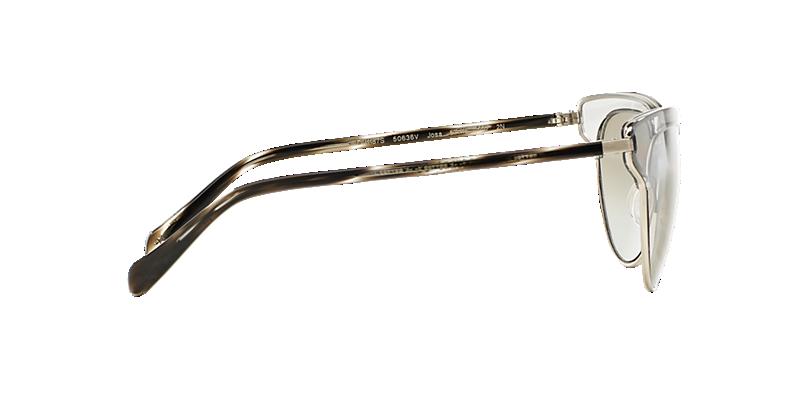 babf8293fdd Oliver Peoples OV1187S 57 Silver   Silver Sunglasses
