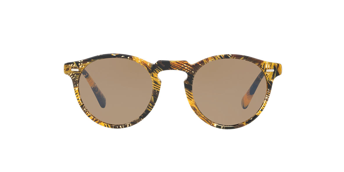 Yellow OV5217S GREGORY PECK SUN Brown  47