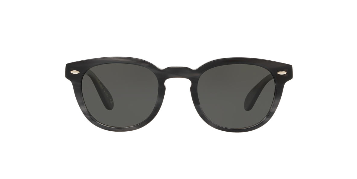 Tortoise OV5036S Sheldrake Sun Grey-Black  47