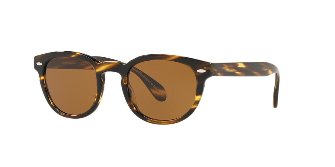 Oliver Peoples Man  OV5036S Sheldrake Sun -  Frame color: Tortoise, Lens color: Brown, Size 47-22/145