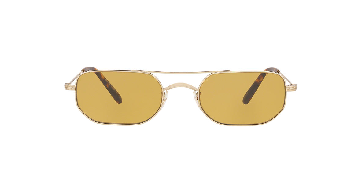 Gold OV1263ST Indio Yellow
