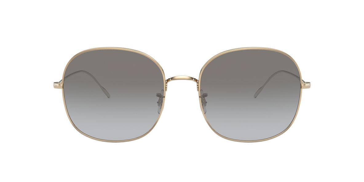 Gold OV1255S Mehrie Grey-Black