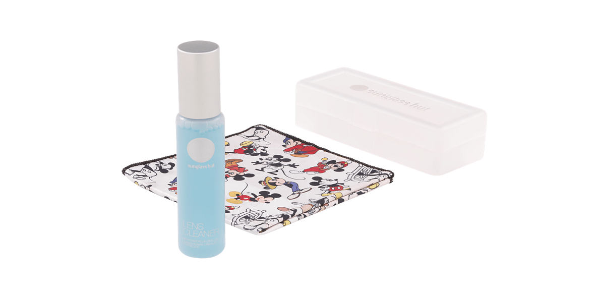 Multicolor Mickey Cleaning Kit White