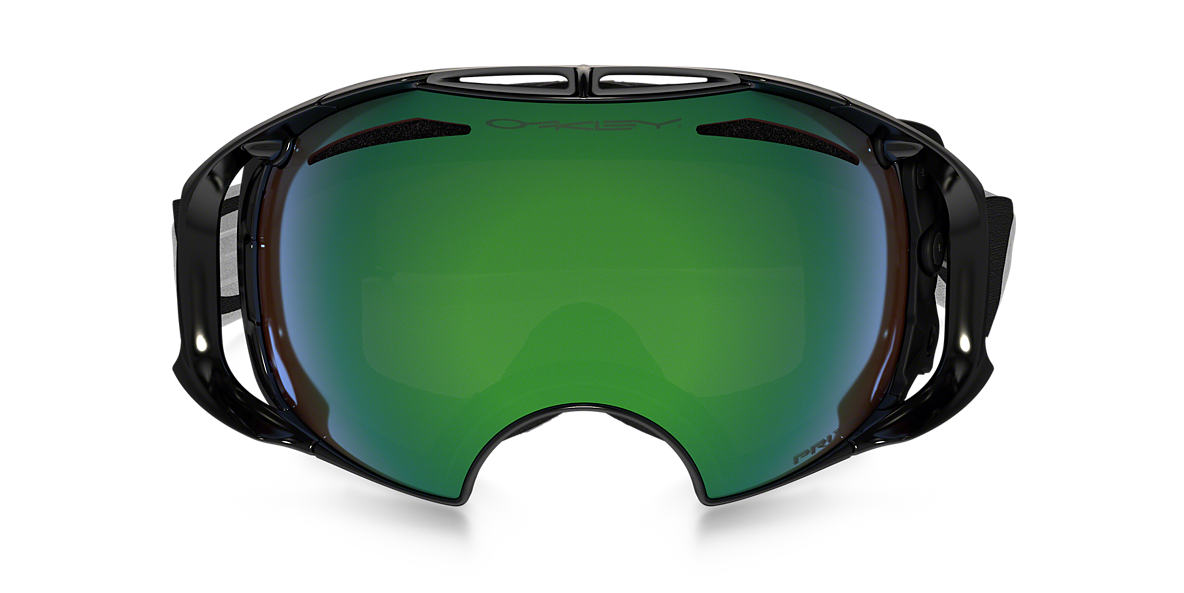 Black OO7037 Airbrake® Snow Goggle Green