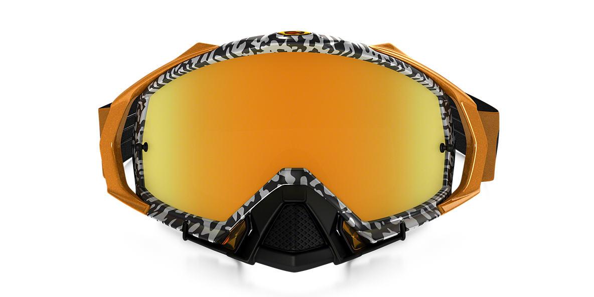 Gold OO7051 Mayhem™ Pro MX Goggle Gold