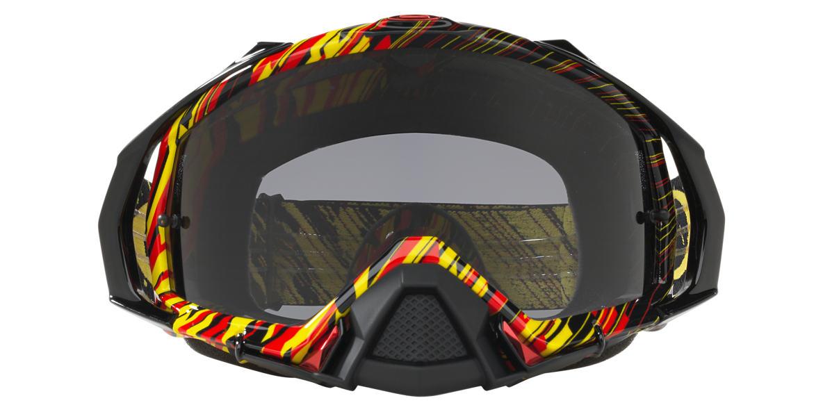 Black OO7051 Mayhem™ Pro MX Goggle Grey-Black