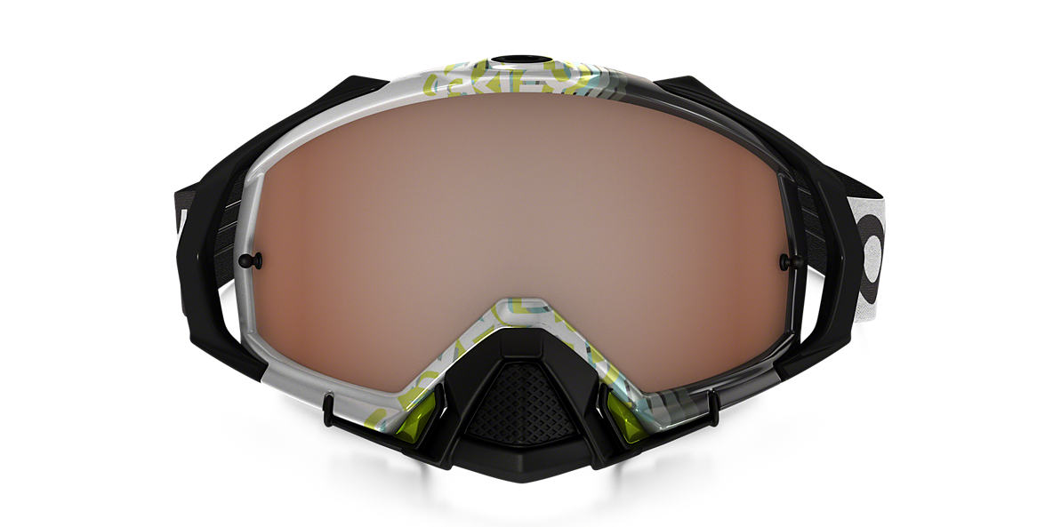 Black OO7051 Mayhem™ Pro MX Goggle Orange