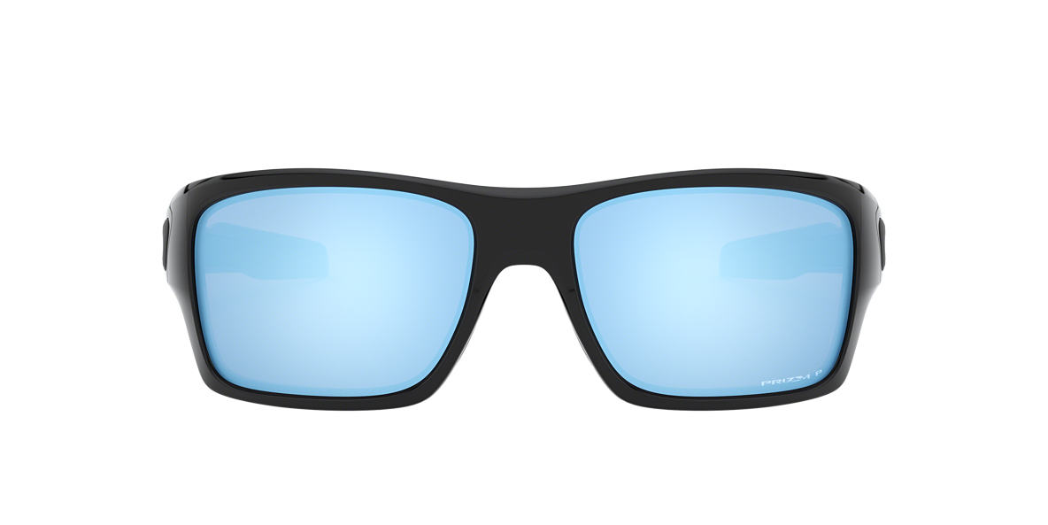 8d99ab9830e inexpensive oakley black oo9263 turbine blue polarized lenses 63mm 8b8ef  e6cb2