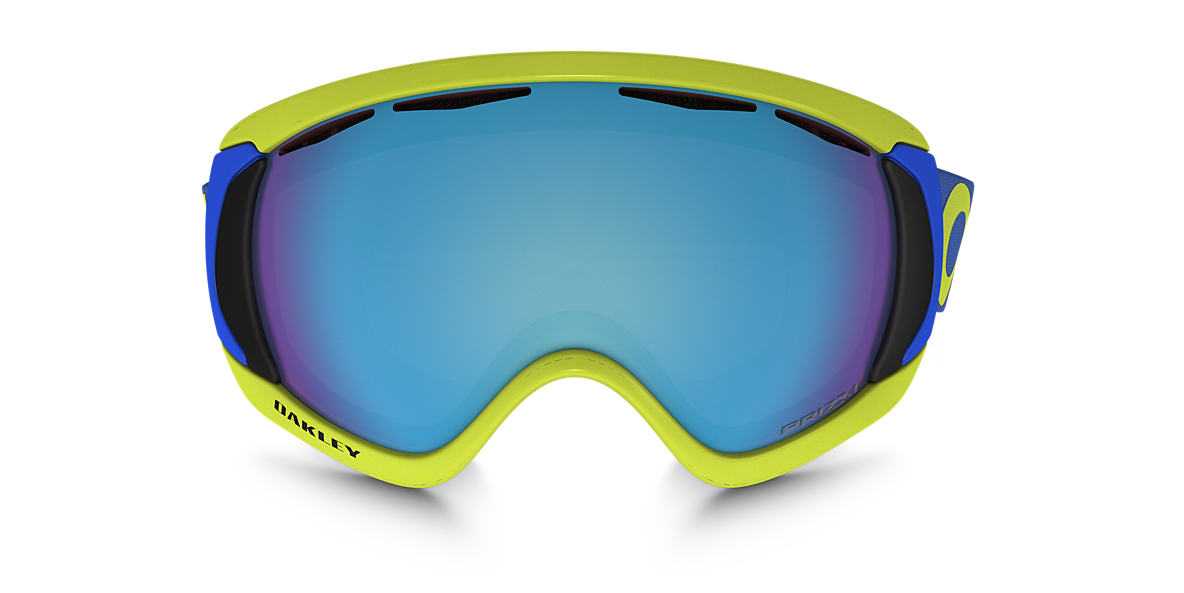 Yellow OO7047 Canopy™ Snow Goggle Blue