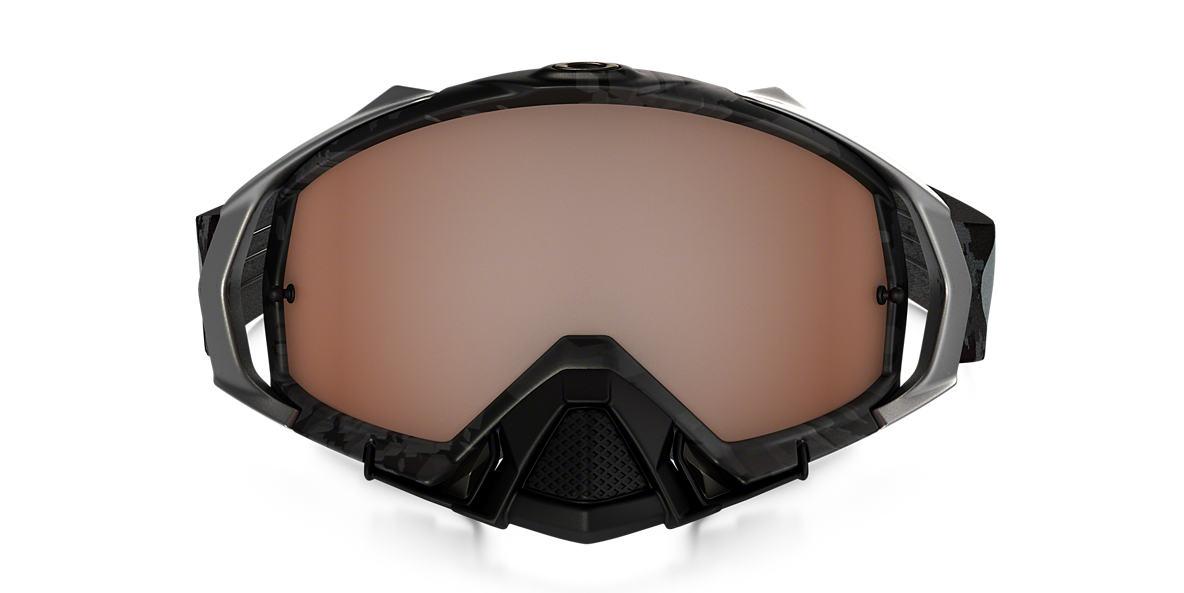 Grey OO7051 Mayhem™ Pro MX Goggle Orange