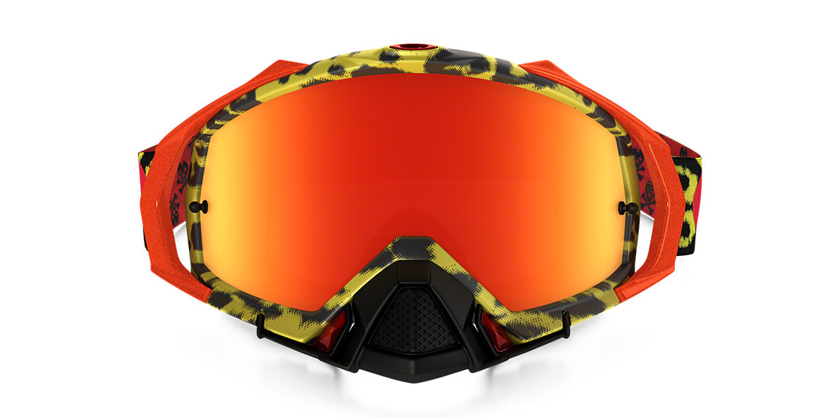 Yellow OO7051 Mayhem™ Pro MX Goggle Orange