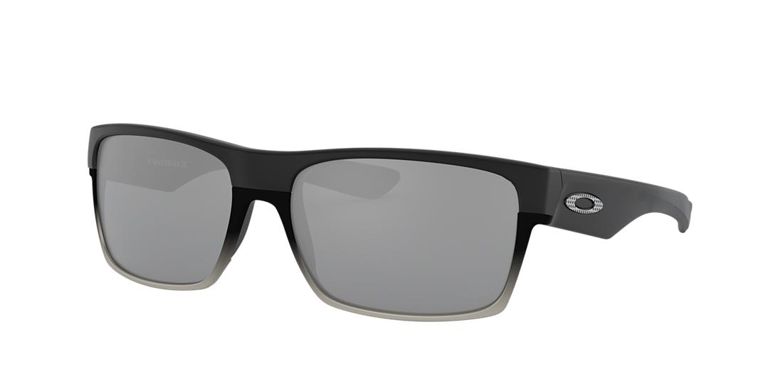 Oakley Twoface Black Matte Square Sunglasses - oo9189