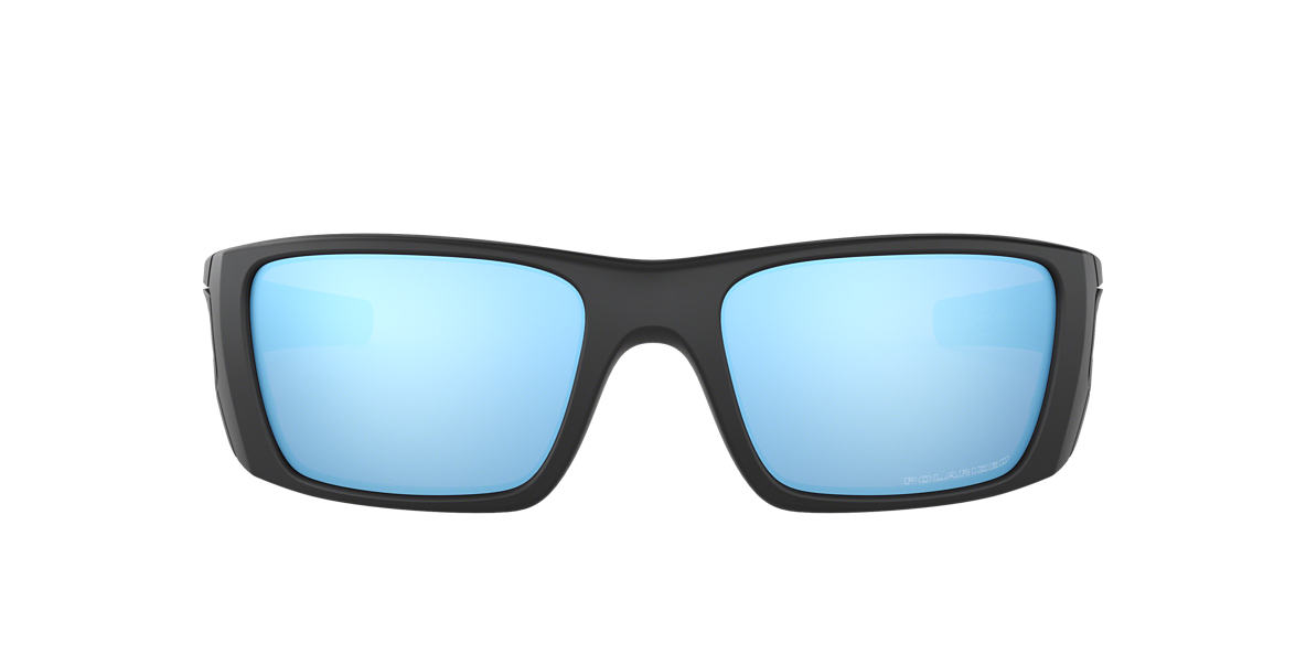 oakley fuel cell blue polarized