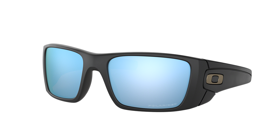 5ed5d03118 Oakley OO9096 FUEL CELL PRIZM DEEP WATER 60 Blue   Black Polarized ...
