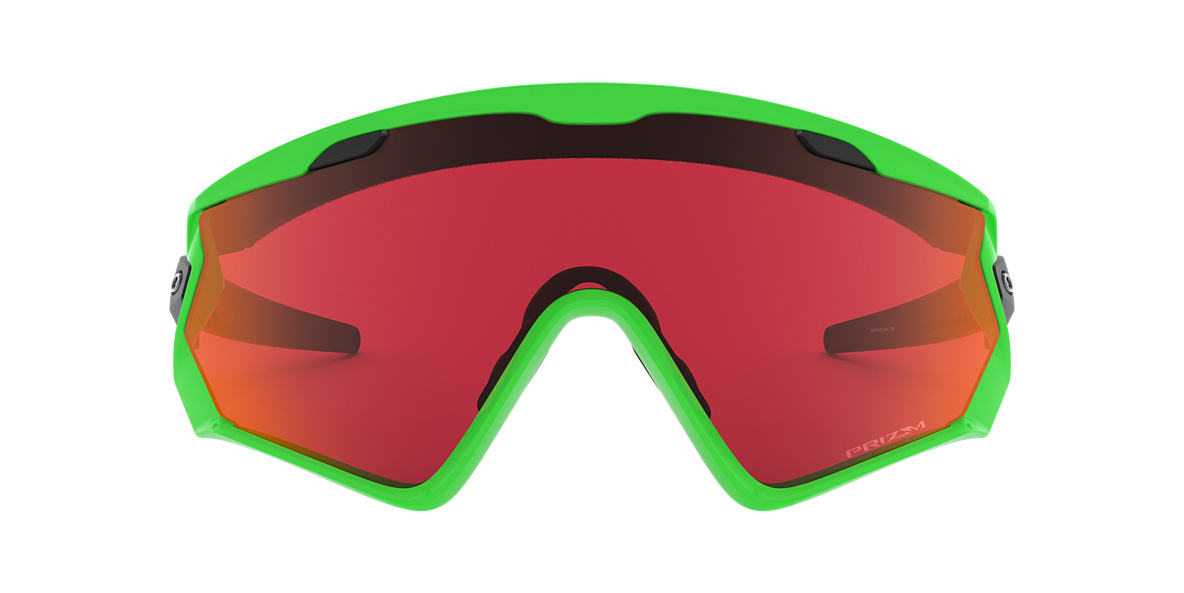 Green OO7072 Wind Jacket® 2.0 Red  01