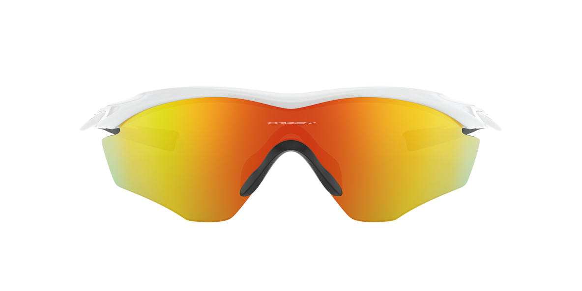White OO9343 M2™ Frame XL Orange  01
