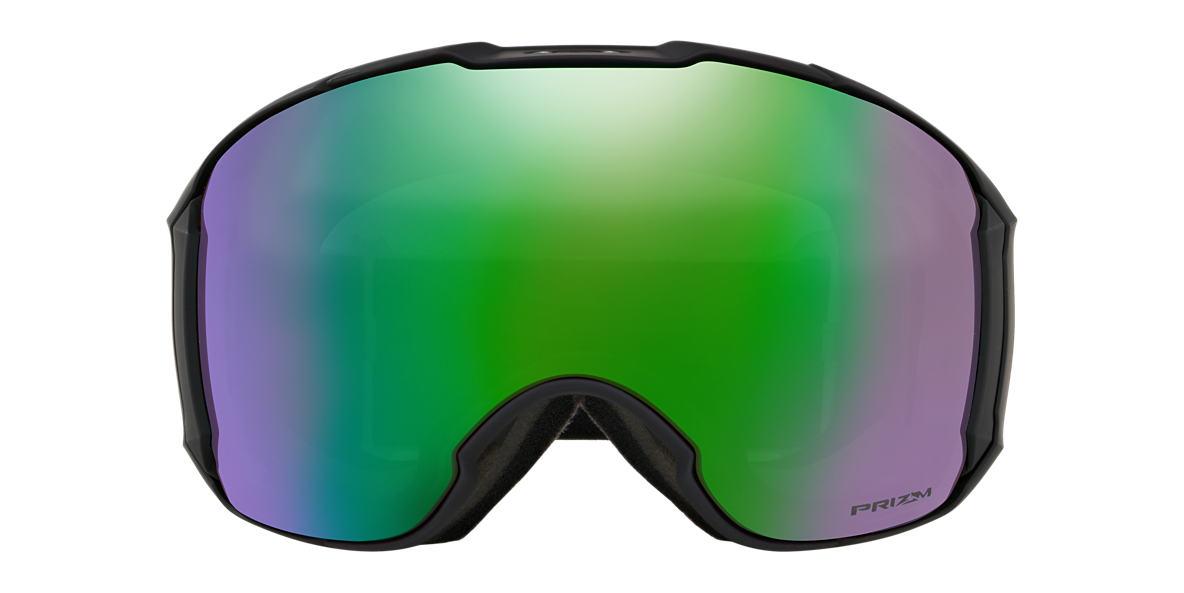 Black OO7071 Airbrake® XL Factory Pilot Blackout Snow Goggle Green