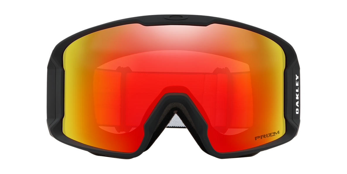 Black OO7070 Line Miner™ Snow Goggle Red  00