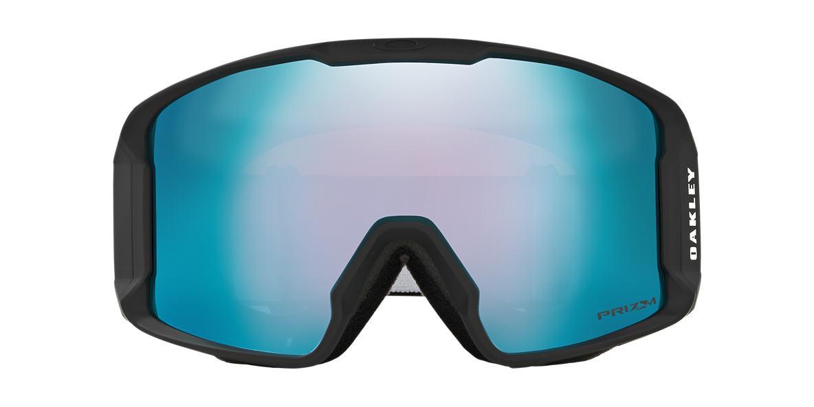 Negro OO7070 Line Miner™ Snow Goggle Azul  00