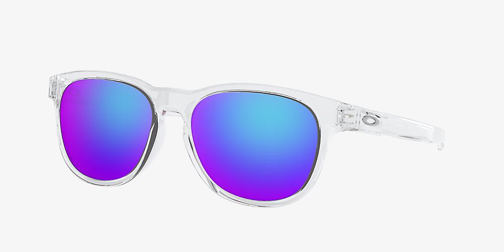Soleil De Lunettes Et Transparente Bleue Oakley Stringer 5RLjA4