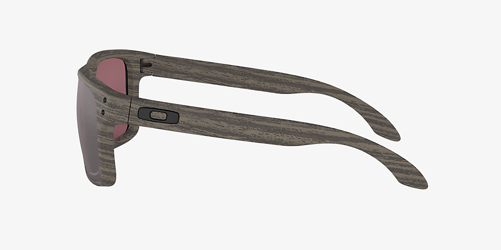 070a51373fa4 ... Oakley OO9102 Holbrook™ Woodgrain Collection Brown/Silver /Polarized  image 3