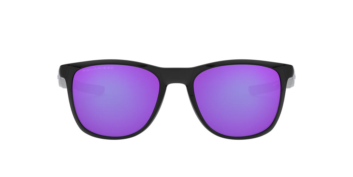 35a754eb80 Oakley OO9340 52 Violet   Black Polarised Sunglasses