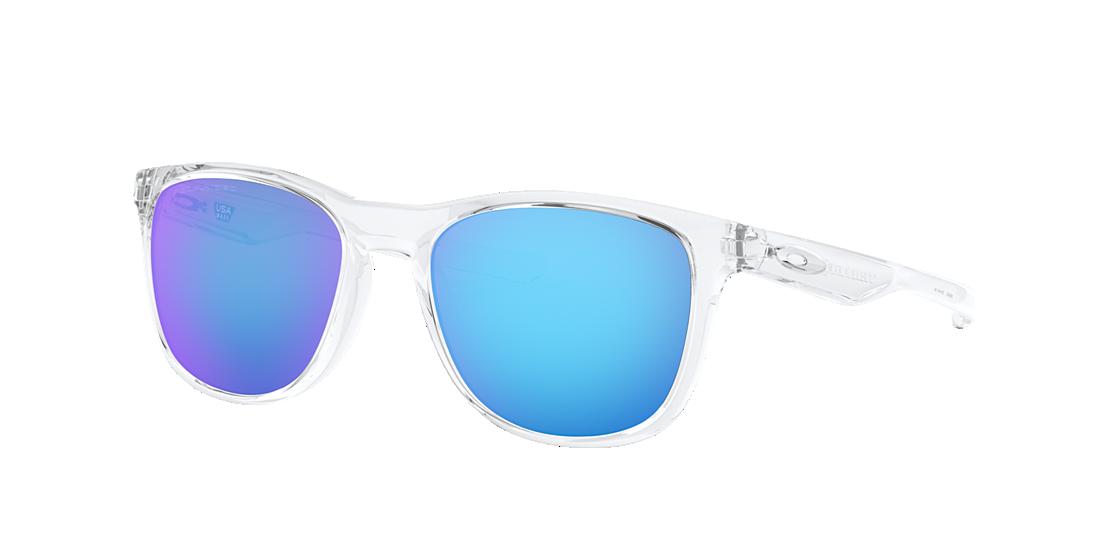 730d1297aa5 Oakley OO9340 52 Blue   Transparent Polarised Sunglasses