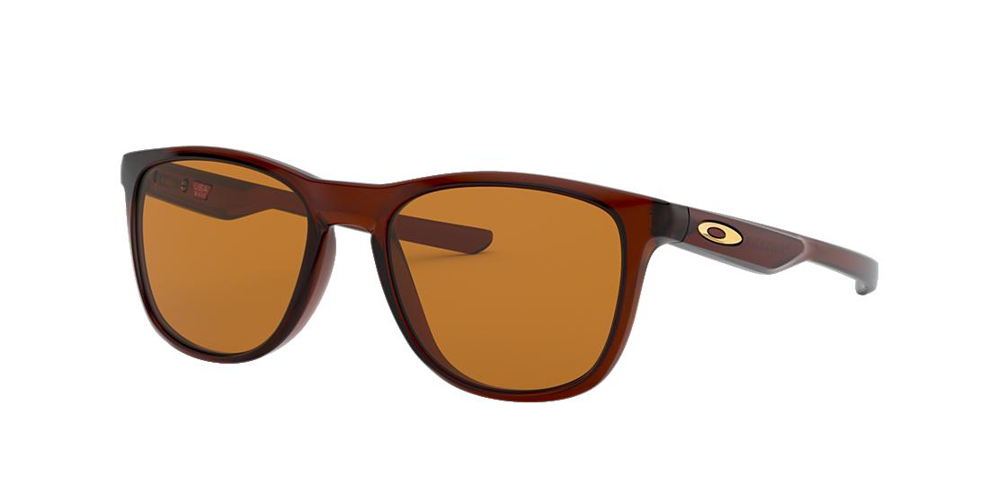 02559ef466 Oakley OO9340 52 Brown   Brown Sunglasses